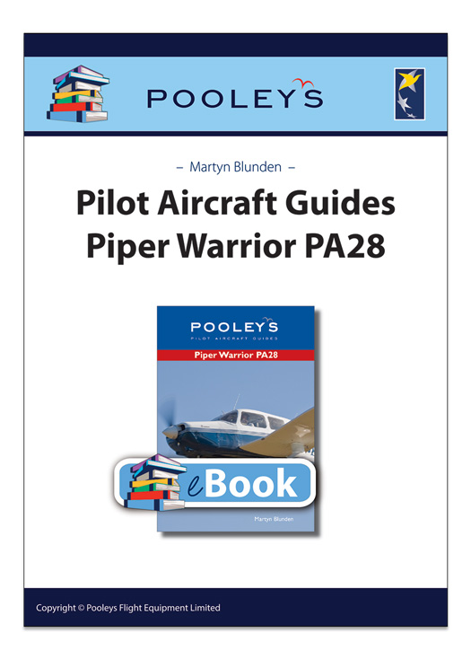 A Pooleys Pilot Aircraft Guide – Piper Warrior PA28 eBook