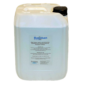 Bacoban for Aerospace 3%  Fogging Type – 10 Litre ContainerImage Id:150252